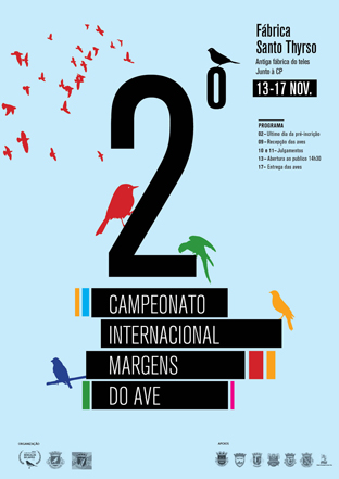 2º CAMPEONATO INTERNACIONAL MARGENS DO AVE